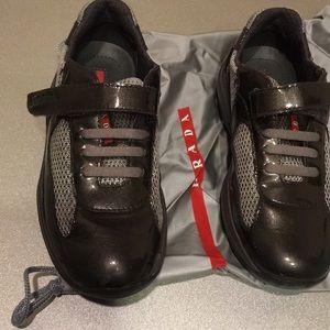 Prada Shoes - 🛑 SOLD 🛑 Pre-owned unisex Prada sneakers
